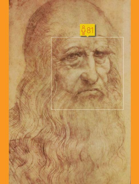 Microsoft aplikace, Leonardo da Vinci, Zdroj: www.gizmondo.com