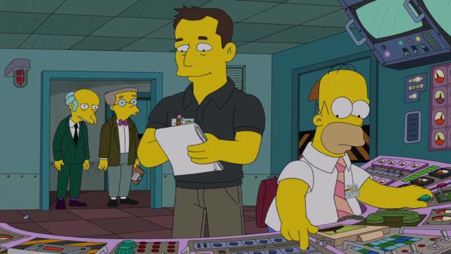 Musk Simpsonovi