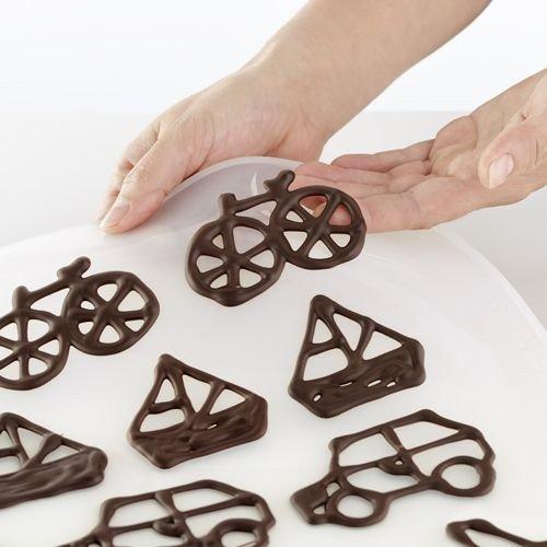 Čokoláda podle šablon, Zdroj: www.1.bonami.cz