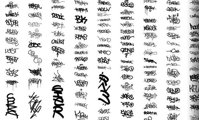 Graffiti, tags, zdroj: http://i1.sndcdn.com/artworks-000037086501-v41imm-original.jpg