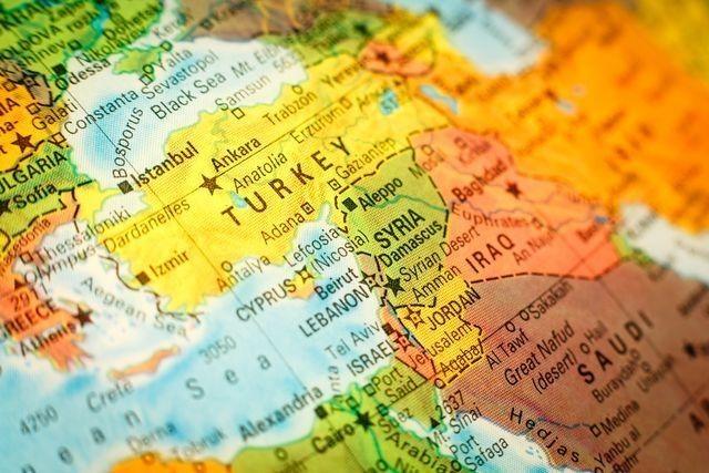 Syrie_Turecko_mapa