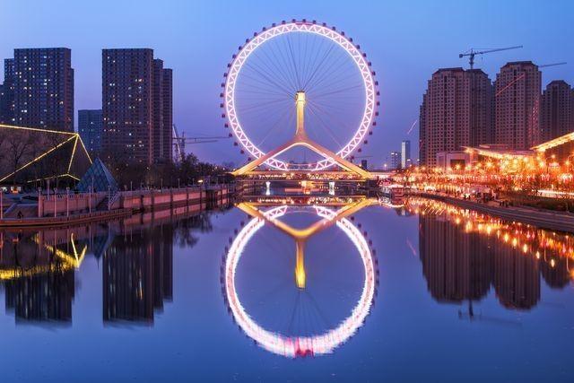 Přístav Tchien-ťin, Zdroj: Shutterstock.com