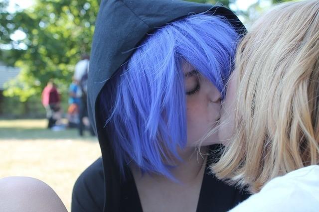 Průvod leseb a gayů v Olomouci