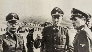 Heydrich Reinhard_Himmler_nacismus_hitler