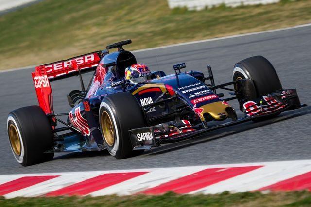 Max Verstappen formule 1 Barcelona