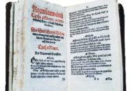 Knijžka w Cžeském a Německém Jazyku