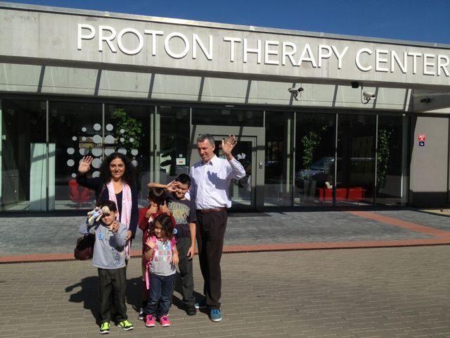 Ashya King protonove centrum Praha 2
