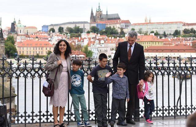 Ashya King protonove centrum Praha
