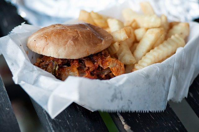 hamburger-hranolky