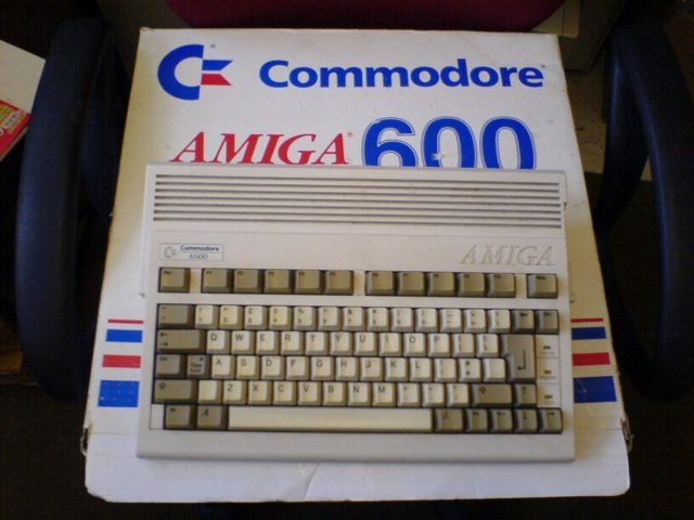 Commodore 62