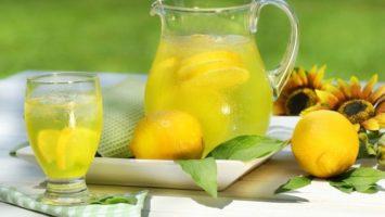 prodej limonády citronády