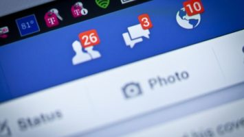 virus na facebooku