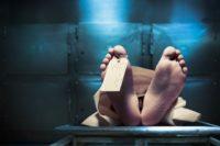 mrtví v nemocnici márnice