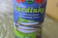 sardinky s kadmiem essa