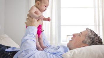 Věk otců ovlivňuje zdraví dětí
