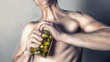 Muži po rozvodu jedí méně zeleniny