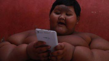 Nejtlustší dítě na světě