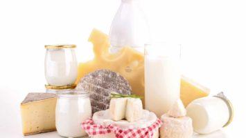 Mléčné výrobky podporují hubnutí
