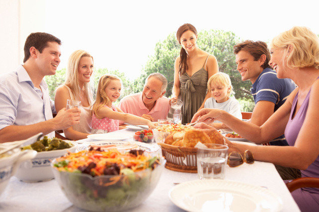 Rodina prodlužuje život