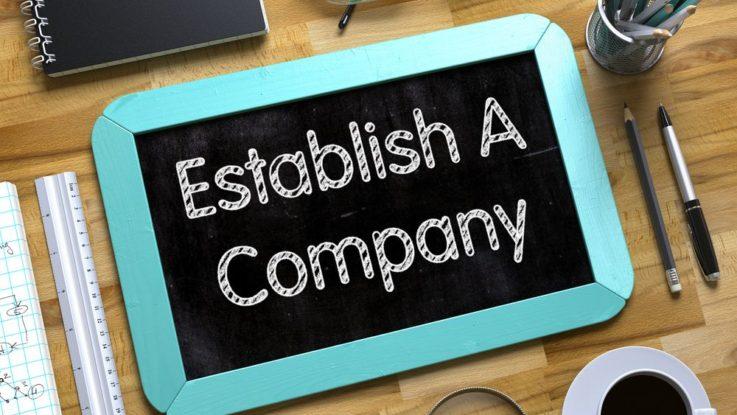 Založení firmy online