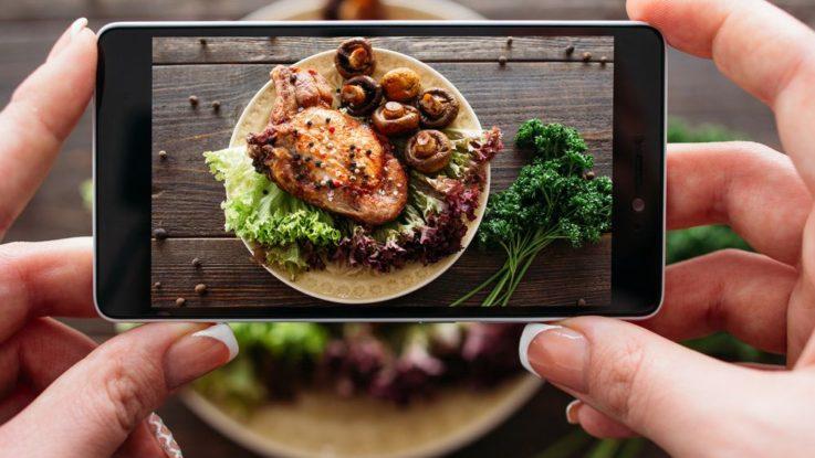 Jak fotit jídlo nejen na instagram