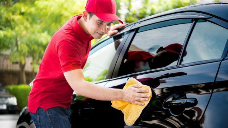Autokosmetika, péče o auto, mytí auta