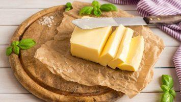 drahé máslo, levné náhražky másla