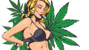 Marihuana a sex