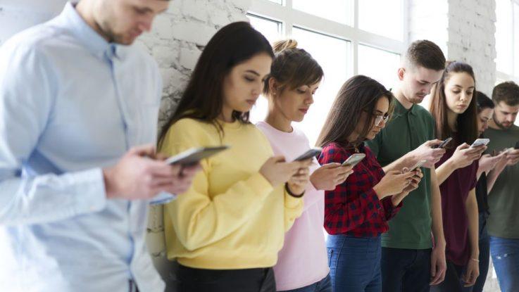 Pomůcka na boj se závislostí na telefonu