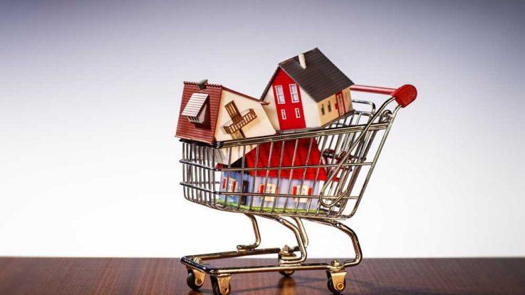Pozemek a dům zdarma, levné bydlení