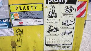 Třídění odpadu, třídění plastů