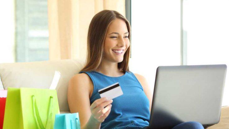 Nakupování on-line, slevové akce, letáky