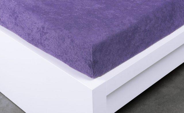 ultra fialové prostěradlo