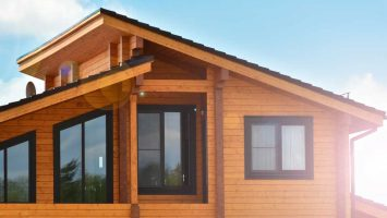 Úspory energie u dřevostaveb
