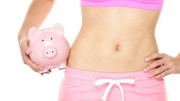 Jak ušetřit při hubnutí