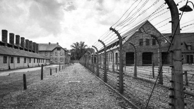 Dopis z Osvětimy, koncentrační tábor