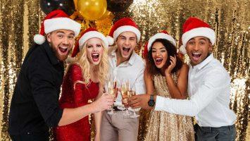 Jak zazářit na vánoční párty