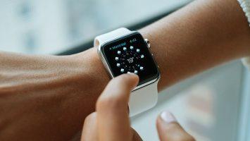 Chytré hodinky apple