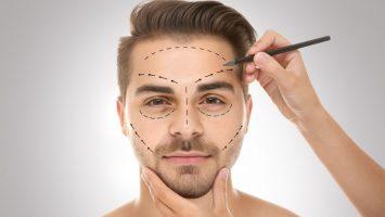 Plastické operace u mužů
