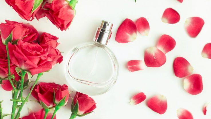Parfém jako dárek k Valentýnu