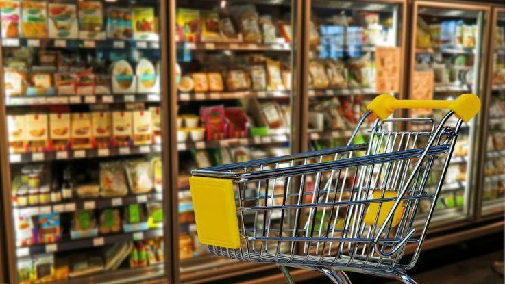 Triky supermarketů