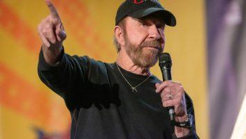 Vtipy o Chuck Norris