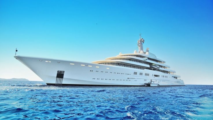 Za co utrácejí miliardáři sv peníze