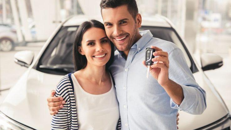 Dlouhodobý pronájem auta, půjčení auta