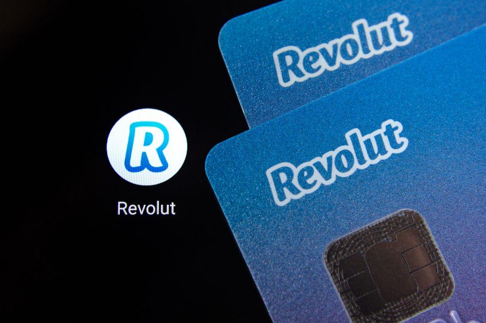mobilní aplikace revolut