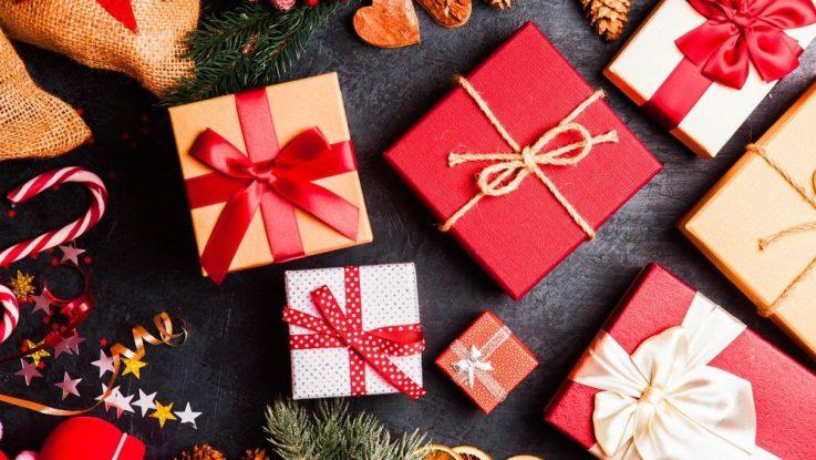 Dárky k vánocům