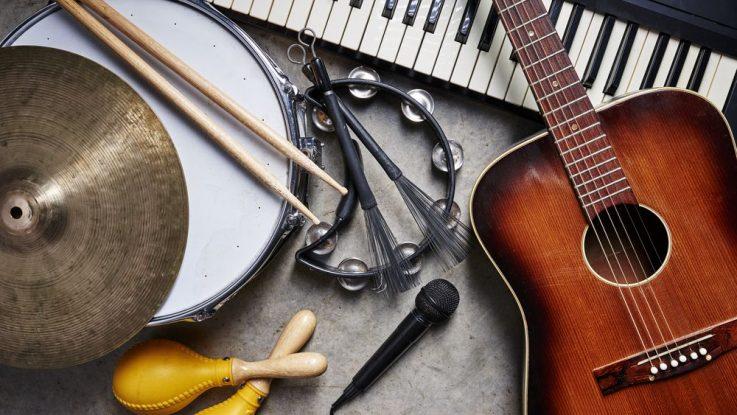 Prodej hudebních nástrojů Brno