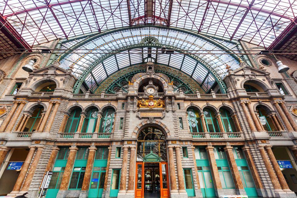 Antwerpen Centraal, Antwerpen