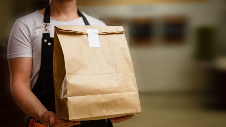 Aplikace pro rozvoz jídla nesnědeno