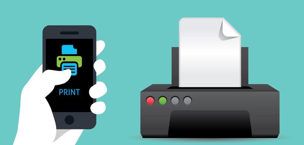 Jak tisknout z mobilu
